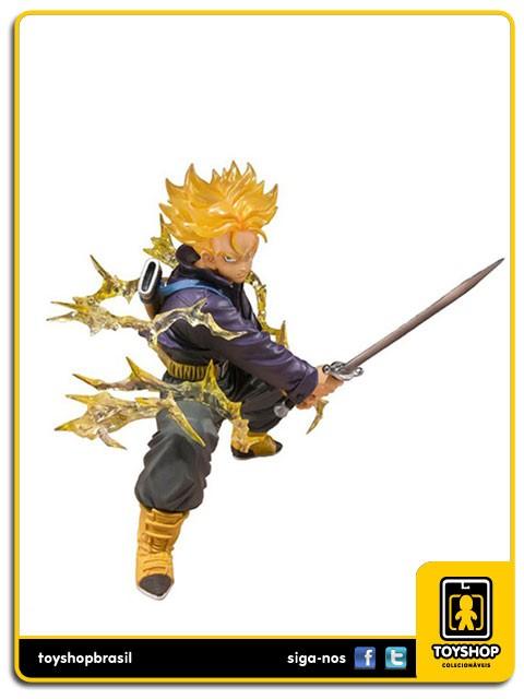 Dragon Ball Z Figuarts Zero Super Saiyan Trunks Bandai