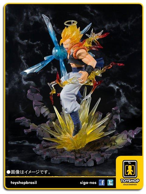 Dragon Ball Z Figuarts Zero Super Sayan Gogeta Bandai