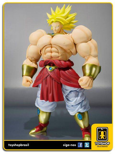 Dragon Ball Z S.H. Figuarts Broly Bandai
