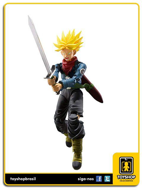 Dragon Ball Z S.H. Figuarts: Future Trunks - Bandai