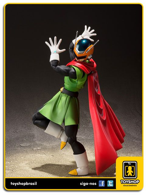 Dragon Ball Z S.H. Figuarts Great Saiyaman Bandai
