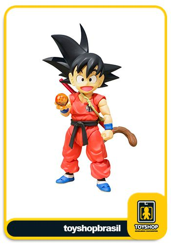 Dragon Ball Z S.H. Figuarts Kid Goku Bandai