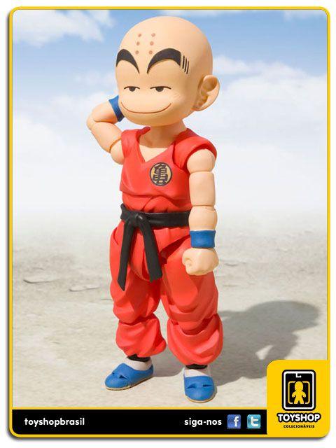 Dragon Ball Z S.H. Figuarts Kid Kuririn Bandai