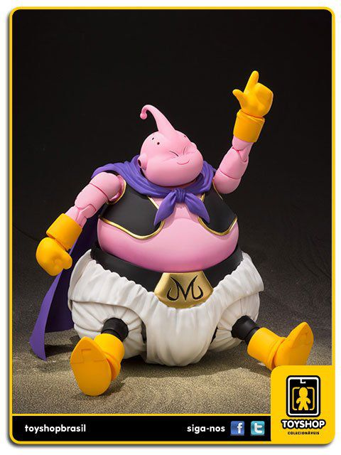 Dragon Ball Z S.H. Figuarts Majin Boo Zen  Bandai