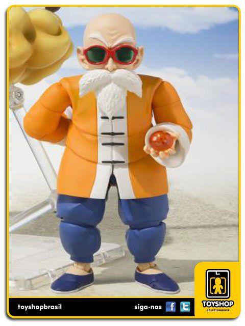 Dragon Ball Z S.H. Figuarts Mestre Kame Bandai