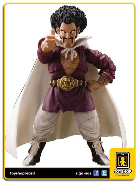 Dragon Ball Z S.H. Figuarts Mr. Satan Bandai