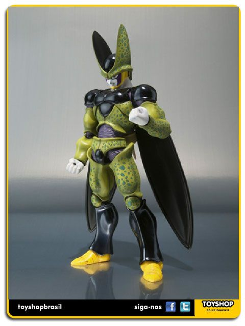 Dragon Ball Z S.H. Figuarts Perfect Cell Bandai
