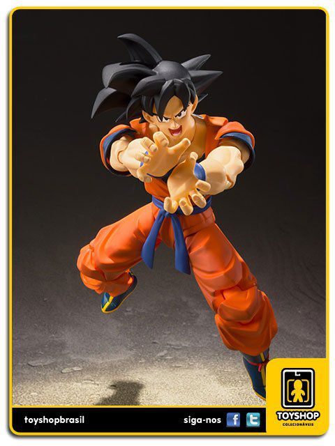Dragon Ball Z S.H. Figuarts Son Goku 2.0 Bandai