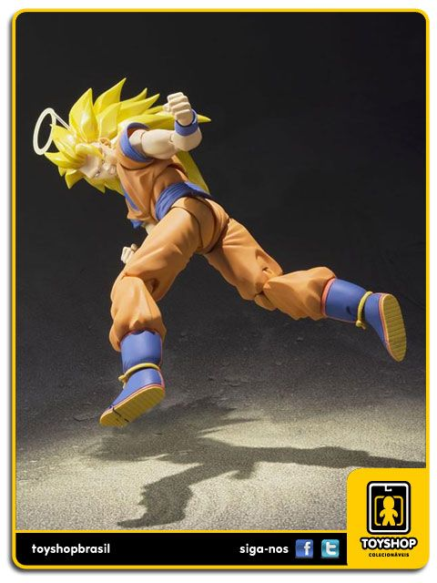 Dragon Ball Z S.H Figuarts Super Saiyan 3 2.0 Son Goku  Bandai