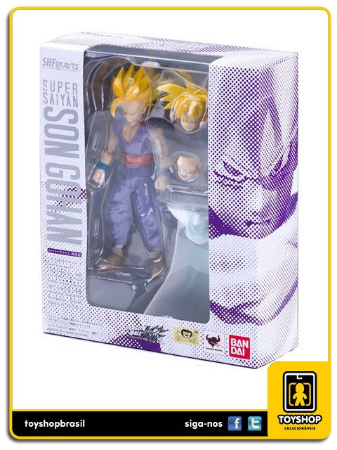 Dragon Ball Z S H Figuarts Super Saiyan Gohan Bandai