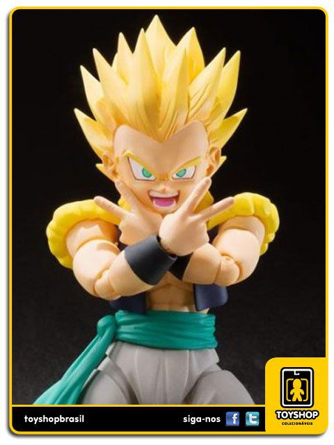 Dragon Ball Z S.H. Figuarts Super Saiyan Gotenks Bandai