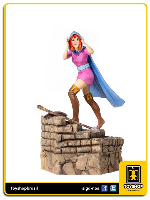 Dungeons & Dragons Sheila 1/10 BDS Art Scale Iron Studios
