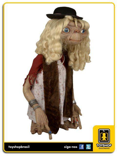 E.T. the Extra-Terrestrial: Stunt Puppet Dress-Up E T  1:1 - Neca