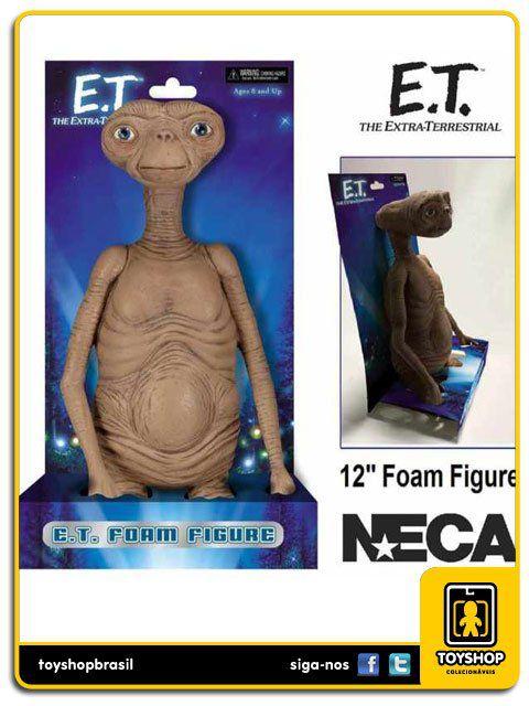E.T. the Extra-Terrestrial: Stunt Puppet E T - Neca
