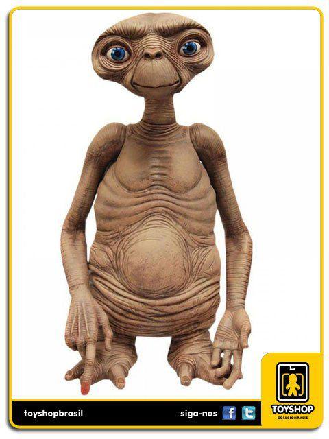 E.T. the Extra-Terrestrial: Stunt Puppet Replica E T 1:1 - Neca