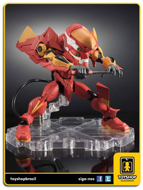 Evangelion Eva 02 Unit TV Ver - NXEdge StyleBandai