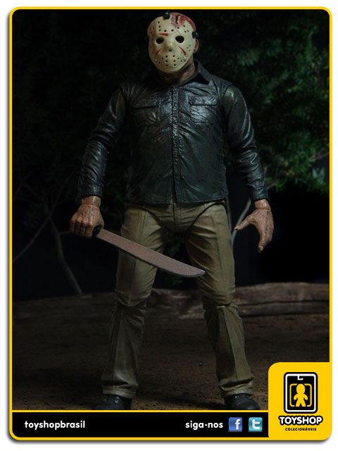 Friday 13th the final chapter  Jason Voorhees  Neca