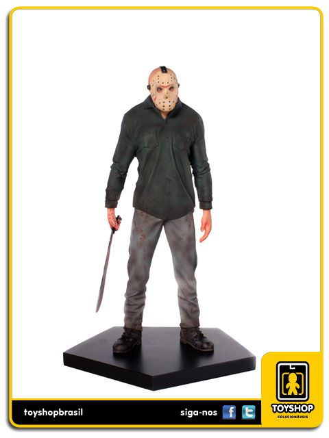 Friday the 13th Jason Art Scale 1/10 Iron Studios