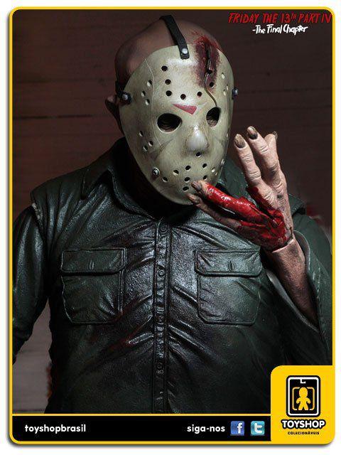 Friday the 13th part 4 Jason Vorhees 1/4 Neca