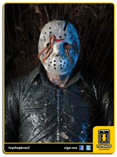 Friday the 13th Part 5 Ultmate Jason  Neca