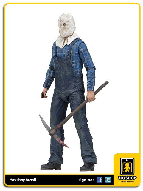 Friday the 13th part II Ultimate Jason Neca