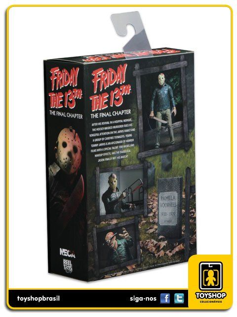 Friday the 13th part IV  Ultimate Jason Neca