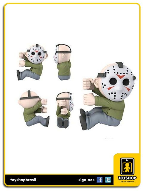 Friday the 13th Scalers Jason Voorhees Neca