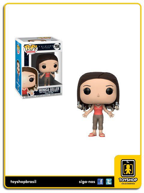 Friends The Tv Series W2 Monica Geller 704 Pop Funko