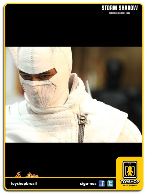 G.I. Joe Retaliation: Storm Shadow - Hot Toys
