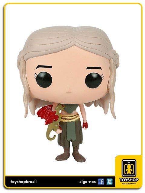 Game of Thrones Daenerys Targaryen 03 Pop Funko
