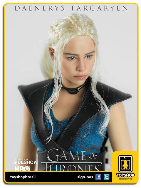 Game of Thrones Daenerys Targaryen  1/6 ThreeA