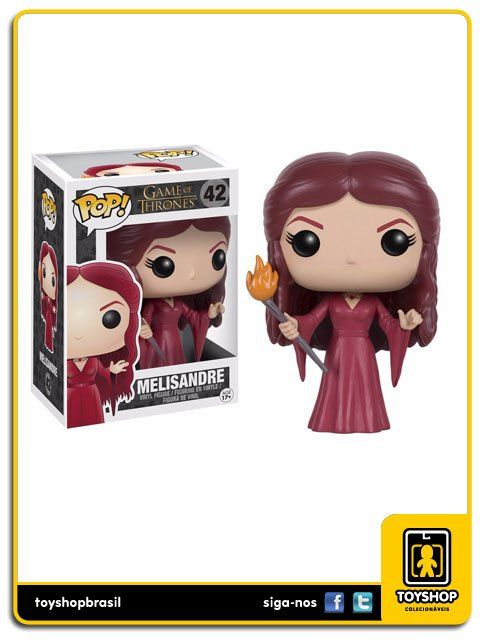 Game of Thrones Melisandre 42 Pop Funko
