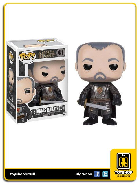 Game of Thrones Stannis Baratheon 41 Pop Funko
