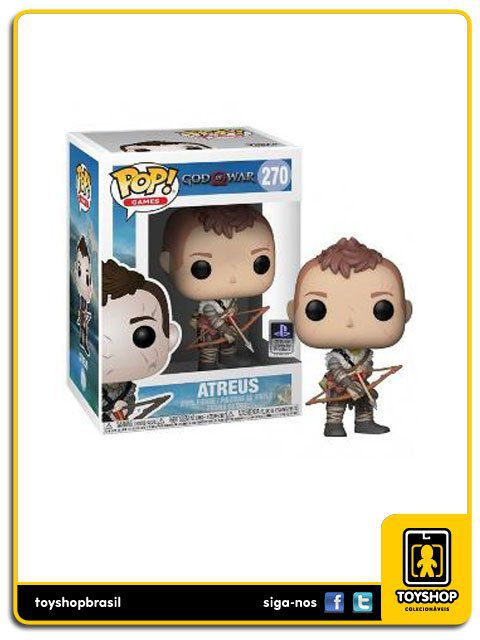 God of War Atreus 270 Pop  Funko