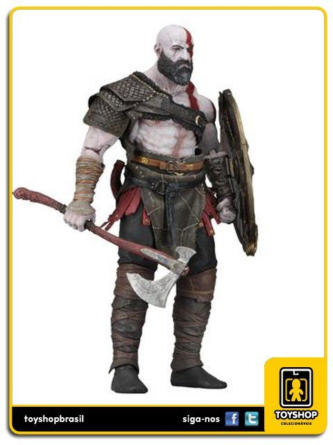 God of War Kratos 1/4 Neca