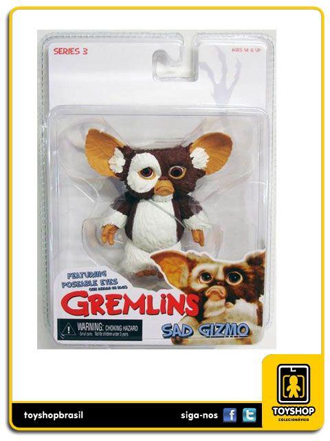 Gremlins Mogwais Sad Gizmo  Neca
