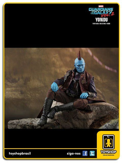 Guardians of the Galaxy Vol 2 Yondu 1/6 Hot Toys
