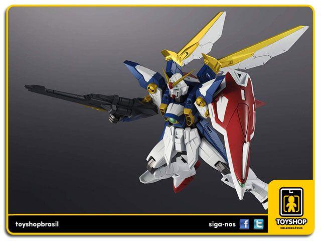 Gundam Universe Wing Gundam Banda