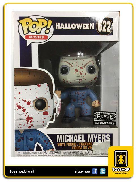 Halloween Michael Myers Fye Exclusive 622 Pop Funko