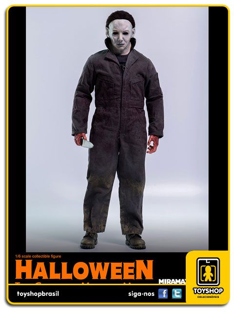 Halloween The Curse of Michael Myers 1/6  ThreeA