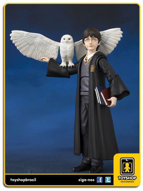 Harry Potter e a Pedra Filosofal S.H. Figuarts Harry Potter Bandai