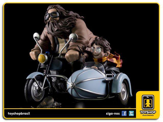 Harry Potter & Rubeus Hagrid - Q-Fig MAX Qmx
