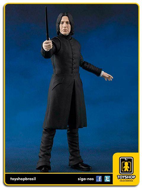 Harry Potter S.H. Figuarts Severus Snape Bandai