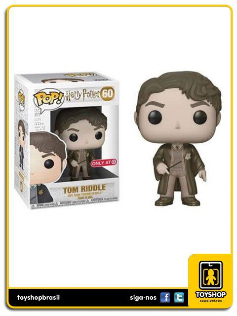 Harry Potter Tom Riddle Exclusivo 60 Pop Funko