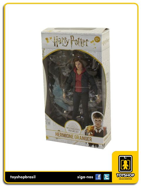 Harry Potter Wizarding World Hermione Granger Mcfarlane