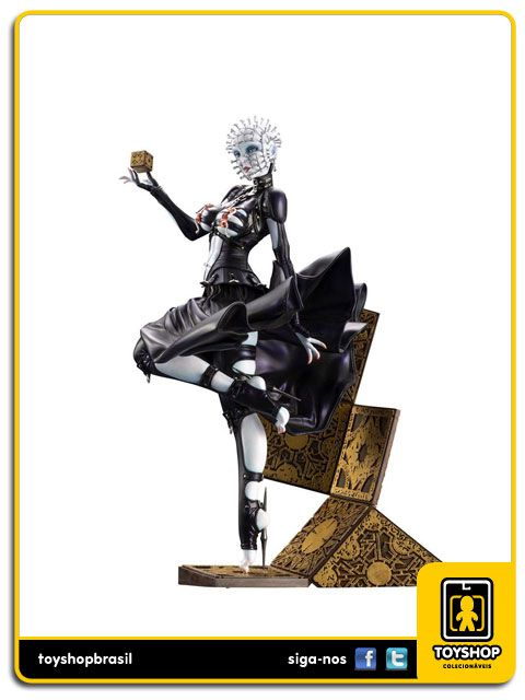 Hellraiser III Hell of Earth Pinhead Bishoujo Kotobukiya