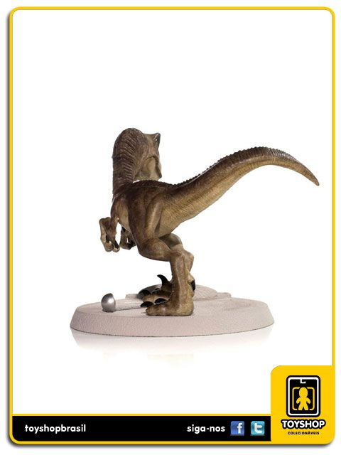 Jurassic Park Velociraptor Mini Co