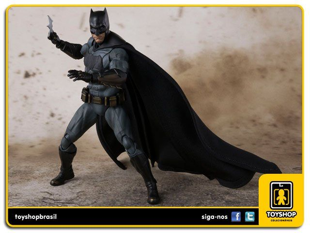 Justice League S H Figuarts Batman Bandai