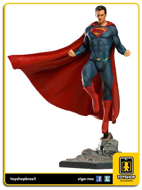 Justice League Superman Art Scale 1/10 - Iron Studios