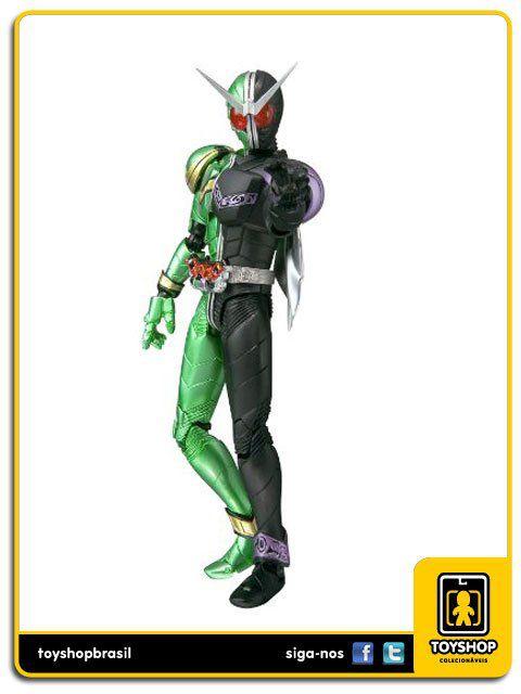 Kamen Rider S.H. Figuarts: Double Cyclone Joker - Bandai